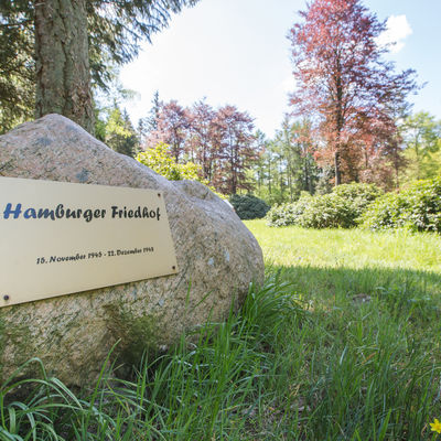 Hamburger Friedhof Kropp