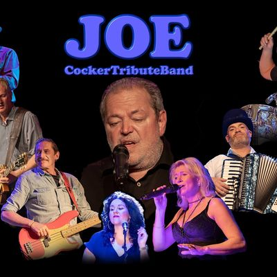 JOE-Joe CockerTributeBand